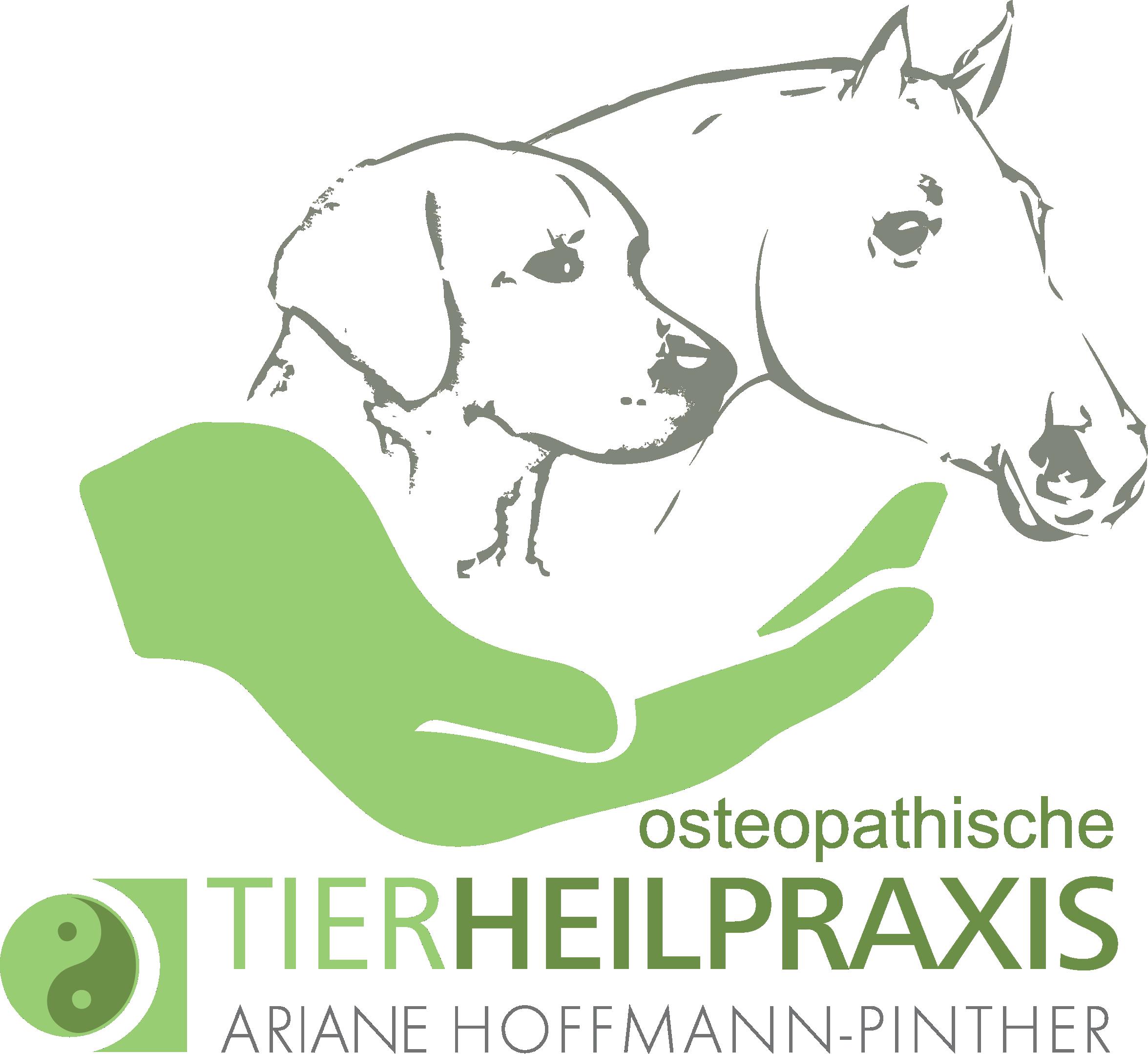 Osteopathische Tierheilpraxis Logo